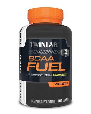 TwinLab - Strength BCAA Fuel 180 Caps