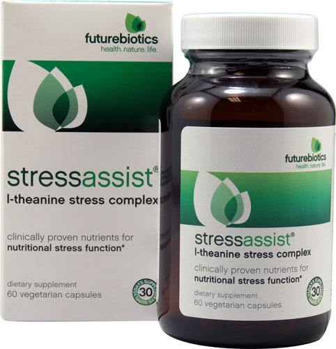 Futurebiotics - StressAssist 60 Capsulas