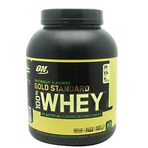 Optimum Nutrition - 100% Whey Gold Standard Natural  5 lbs - (2,273 g) - NutriVita