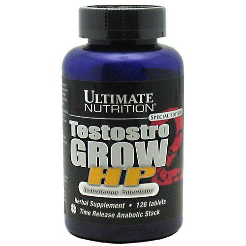 Ultimate Nutrition - Testostro Grow HP 2 (126 Tablets)
