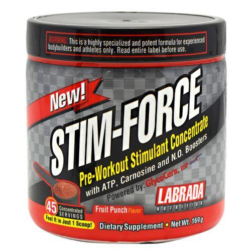 Labrada Nutrition - Stim-Force Pre-Workout , 45 Servings