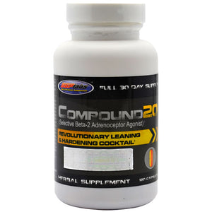 USPlabs - Compound 20 - 132 Capsulas - NutriVita