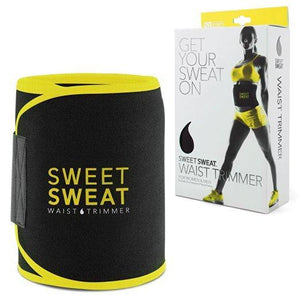 Sports Research - Sweet Sweat Premium Waist Trimmer Cinta Original
