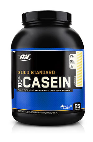 Optimum Nutrition - 100% Casein Gold Standard 4 lbs (1,818 g)
