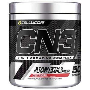 Cellucor - Creatina Complexo CN3 50 Doses (350 gr) - NutriVita