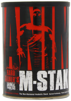 Universal Nutrition - Animal M-Stak Pre-Hormonal 21 Packs - NutriVita