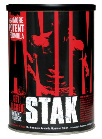 Universal Nutrition - Animal Stak Non-Hormonal Anabolic Stack 21 Packs