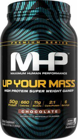 MHP - Up Your Mass 2 lbs (1,056 Kg) - NutriVita
