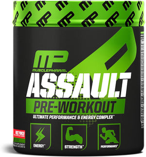 MusclePharm Assault Sport Pre Treino 30 Doses