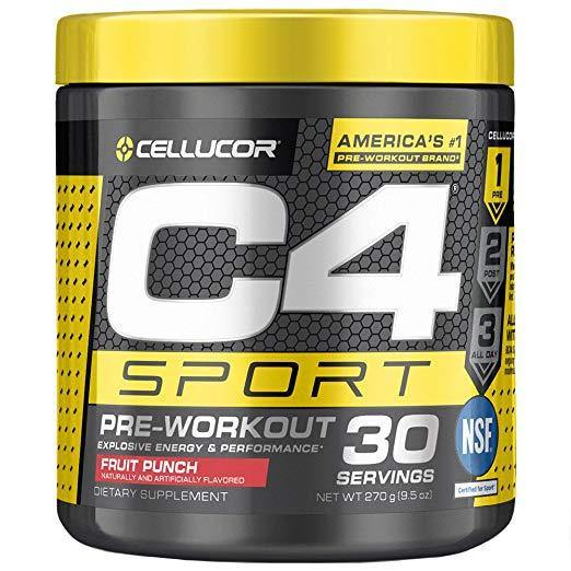 Cellucor - C4 Sport 30 Doses (246g)