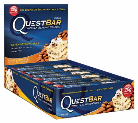 Quest Nutrition - Quest Protein Bar 12 Barras (60 gr.)