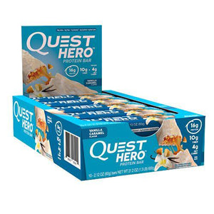 Quest Nutrition - Quest Hero Protein Bar - NutriVita
