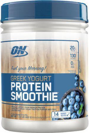 Optimum - Greek Yogurt Protein Smoothie (462 gr) - NutriVita