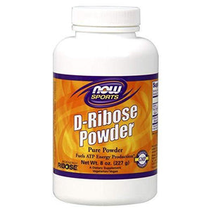Now Sports - D-Ribose Powder (227 Grams)