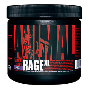Universal Nutrition - Animal Rage XL 30 Doses - NutriVita