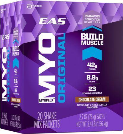 EAS - Myoplex Nutrition High Quality Shake 20 pacotes