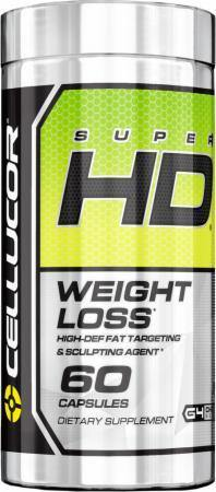 Cellucor - Super HD 60 Capsulas