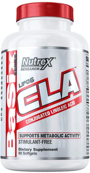 Nutrex - Lipo-6 CLA 90 Softgel Caps