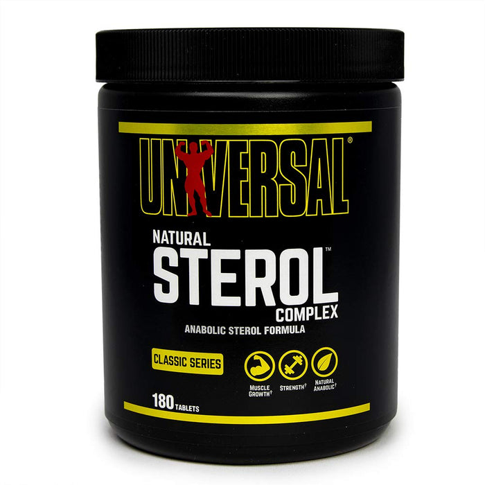 Universal Nutrition - Natural Sterol Complex - 180 Tablets
