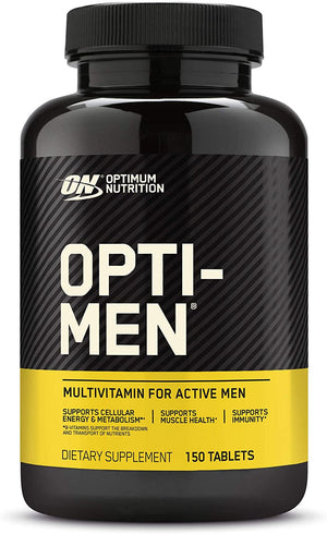 Optimum Nutrition - Opti-Men 150 Caps (Nova Formula)