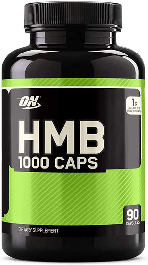 Optimum Nutrition - HMB 1000 Caps 1000 mg. - 90 Capsulas
