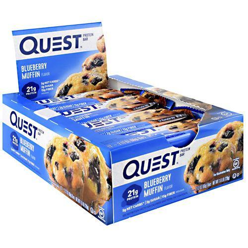 Quest Nutrition - Quest Natural Protein Bar (12 Barras)