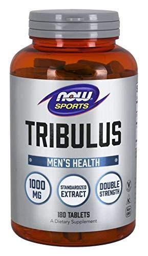 Now Sports - Tribulus 1000mg 180 Tablets - NutriVita