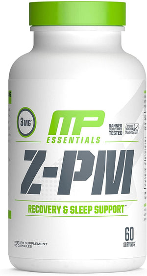 MusclePharm - Z-Core PM 60 capsulas