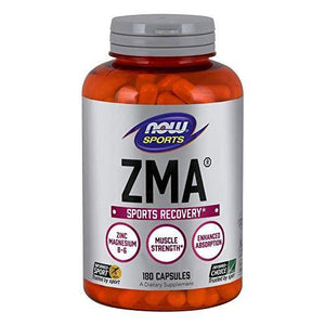 Now Sports - ZMA 180 Caps - NutriVita