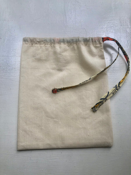 Small Organic Cotton Bag