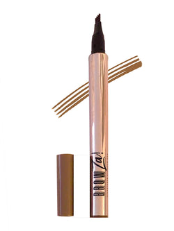 BrowZa! Hairstroke Eyebrow Pen: Light Brown