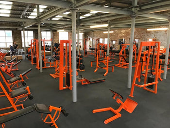 Fitness Journey at warehouse gym Oldham
