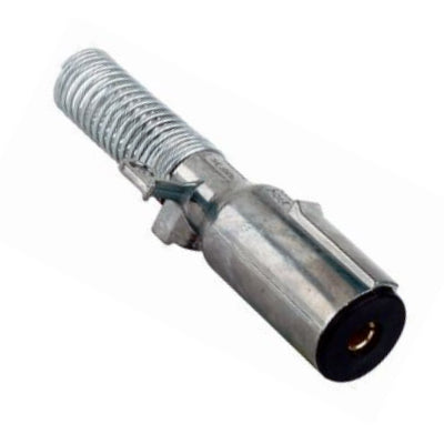 15-335 Plug Single Pole w/Cable Guard