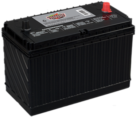 31P-VHD Interstate Battery