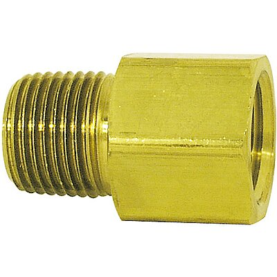 Brass Pipe Adapter