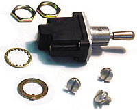 APL2740 Toggle Switch 3 Terminals