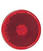 "MC57RB 2.5"" Round Marker Light Amber"