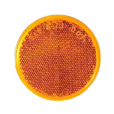 "RE37AB Self Adhesive 2"" Round Reflectors"