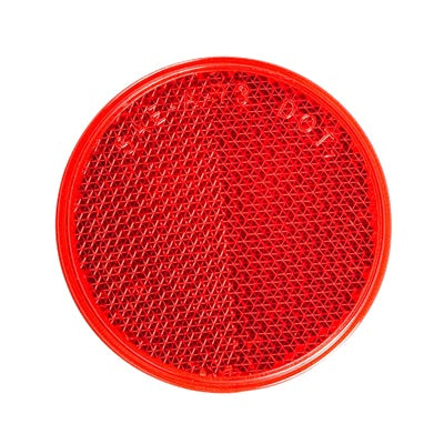 "RE37RB Self Adhesive 2"" Round Reflectors"