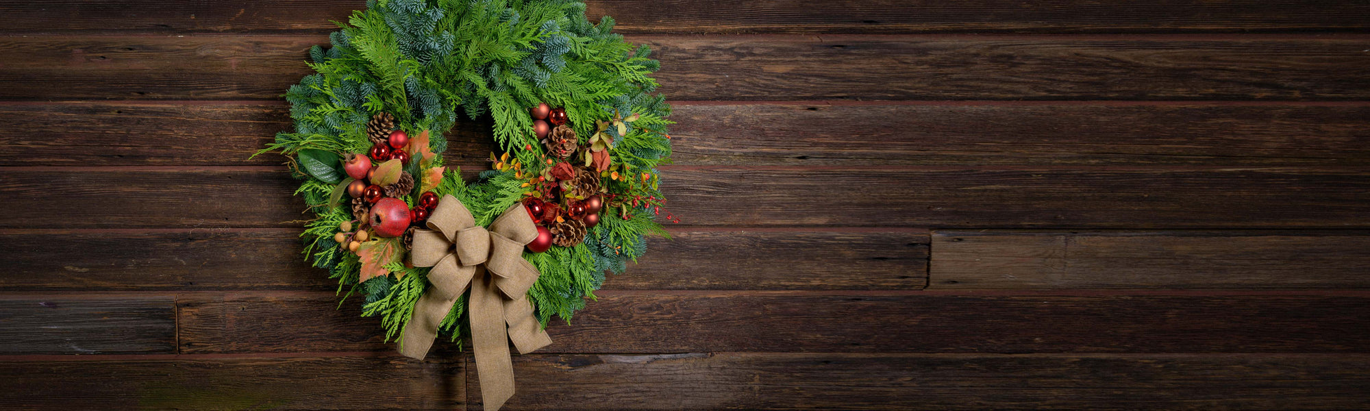 Fall and Thanksgiving Wreaths