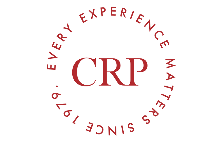 CRP: Every Experience Matters Since 1979