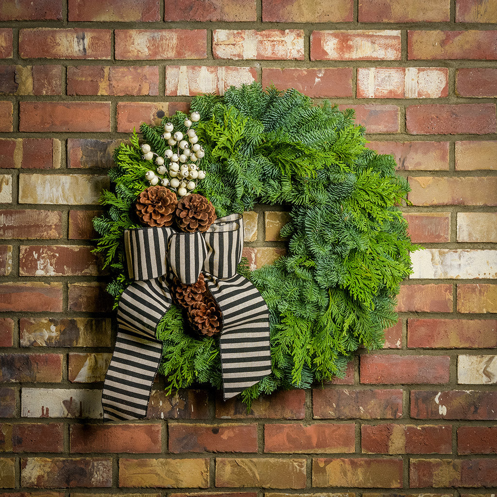 Country Chic Wreath