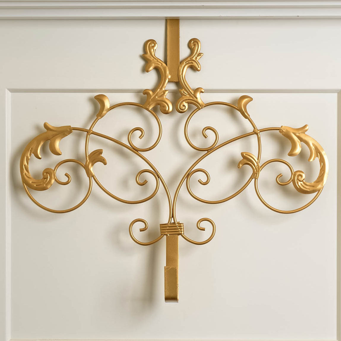 Golden Baroque Hanger