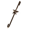Star Rustic Wreath Hanger