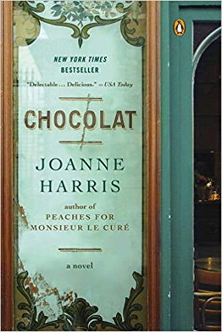 Book Cover - Chocolate by Joanne Harris