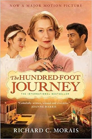 Book Cover: The Hundred Foot Journey by Richard C Morais
