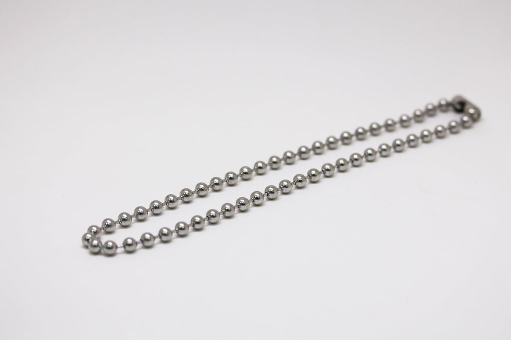 Ball Chain Chocker - Realeesm