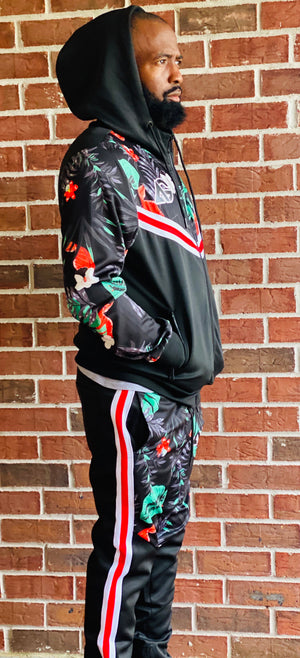 The Safari Fly Fit Track Suit