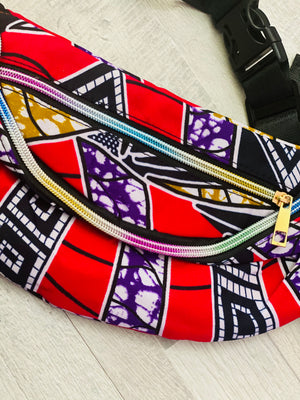 African Fanny Pack