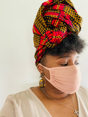 Shades of Melanin Anti-bacterial Mask